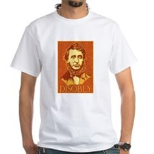 "Thoreau ""Disobey"" Shirt"