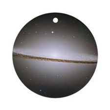 Sombrero Galaxy Ornament (Round)