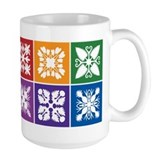 Hawaiian Quilt Mug