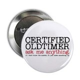 Certified Oldtimer Button