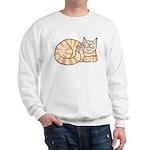 OrangeTabby ASL Kitty Sweatshirt