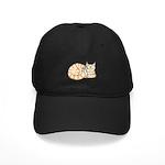 OrangeTabby ASL Kitty Black Cap