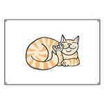 OrangeTabby ASL Kitty Banner