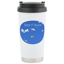 Keep In Touch Ceramic Travel Mug