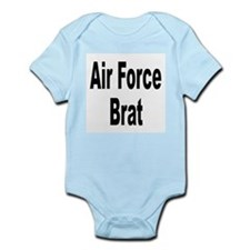 Air Force Brat Infant Creeper