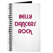 BELLY DANCERS ROCK Journal