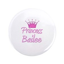 "Princess Bailee 3.5"" Button"