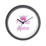 Princess Ayana Wall Clock