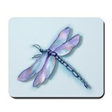 Dragonfly-Natures Jewel Mousepad