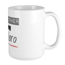 Brain Cancer Hero Brother Mug
