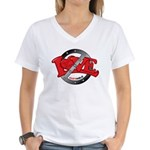 Single by Choice Women's V-Neck T-Shirt