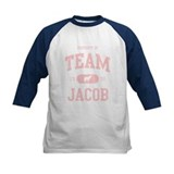 Team Jacob (Pink)  T