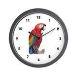 PARROT Wall Clock