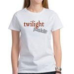 Twilight Junkie Women's T-Shirt