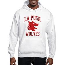 La Push High Wolves (Red) Hoodie