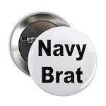 Navy Brat Button