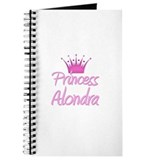Princess Alondra Journal