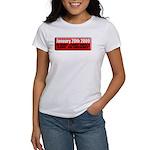 Inauguration 2009 Women's T-Shirt
