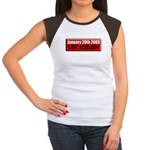 Inauguration 2009 Women's Cap Sleeve T-Shirt