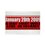 Inauguration 2009 Rectangle Magnet (100 pack)