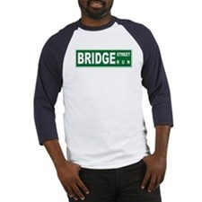 Bridge St Run - Baseball Jersey