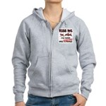 EDWARD CULLEN/TWILIGHT Women's Zip Hoodie
