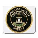 Riverside Corrections Mousepad