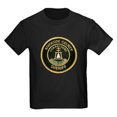 Riverside Corrections Kids Dark T-Shirt