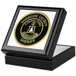 Riverside Corrections Keepsake Box