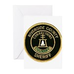 Riverside Corrections Greeting Cards (Pk of 10)