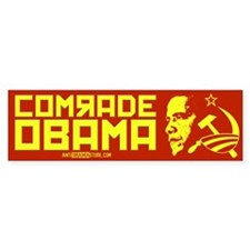 Comrade Obama Bumper Sticker (10 pk)