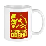 Comrade Obama Small Mugs