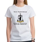 Save Teufelsberg! Women's T-Shirt