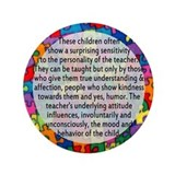 autism aspergers 3.5&amp;quot; Button