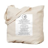 """Unitarian Universalism Is"" Tote Bag"