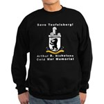 Save Teufelsberg! Sweatshirt (dark)