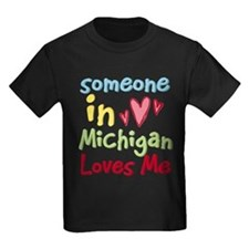 Someone in Michigan Loves Me T
