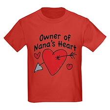 OWNER OF NANA'S HEART T