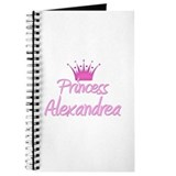 Princess Alexandrea Journal