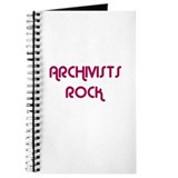 ARCHIVISTS ROCK Journal