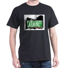 CARMINE STREET, MANHATTAN, NYC T-Shirt