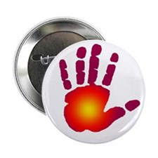 "Energy Hand 2.25"" Button"