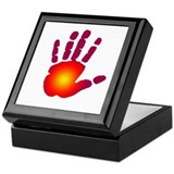 Energy Hand Keepsake Box
