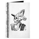 Calavera con Cerveza Journal