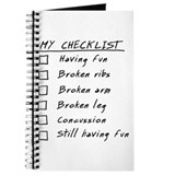 My Checklist Off Road Driver Journal