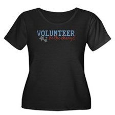 Volunteer Be the Change T
