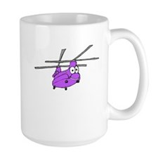 CH-47 Purple Mug