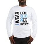 IWearLightBlue Nephew Long Sleeve T-Shirt