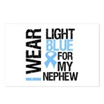 IWearLightBlue Nephew Postcards (Package of 8)