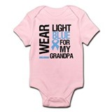 IWearLightBlue Grandpa Onesie